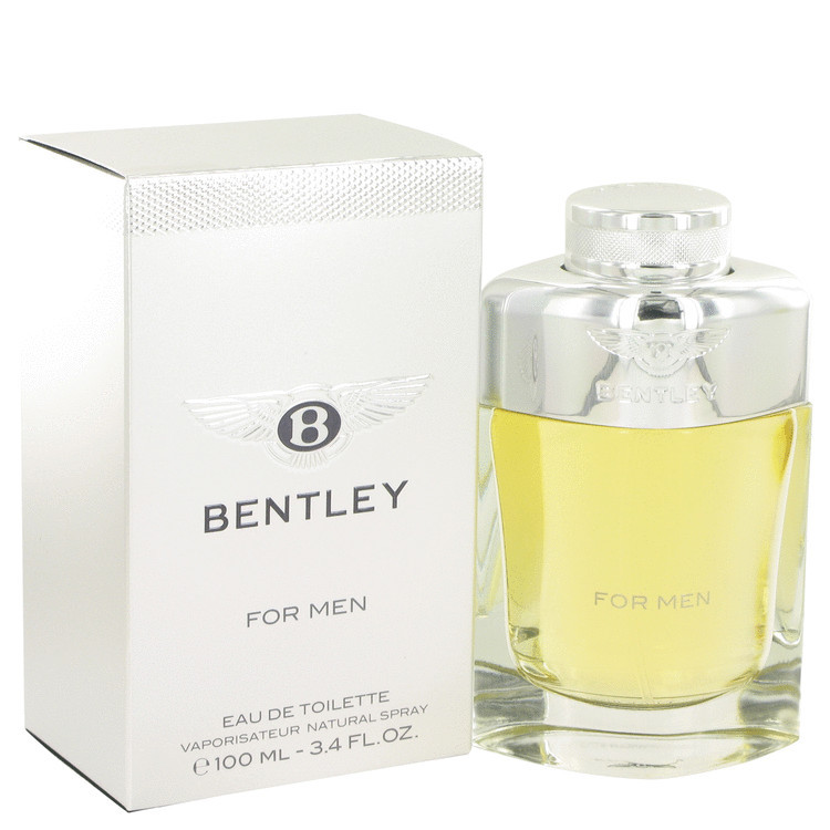 Bentley Cologne by Bentley Edt 3.4 oz