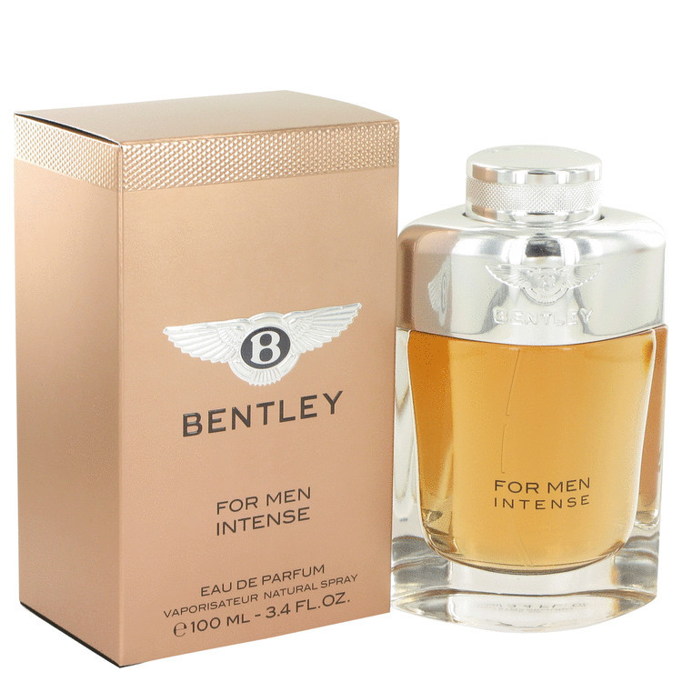 Bentley Intense Cologne For Men by Bentley Edt 3.4 oz