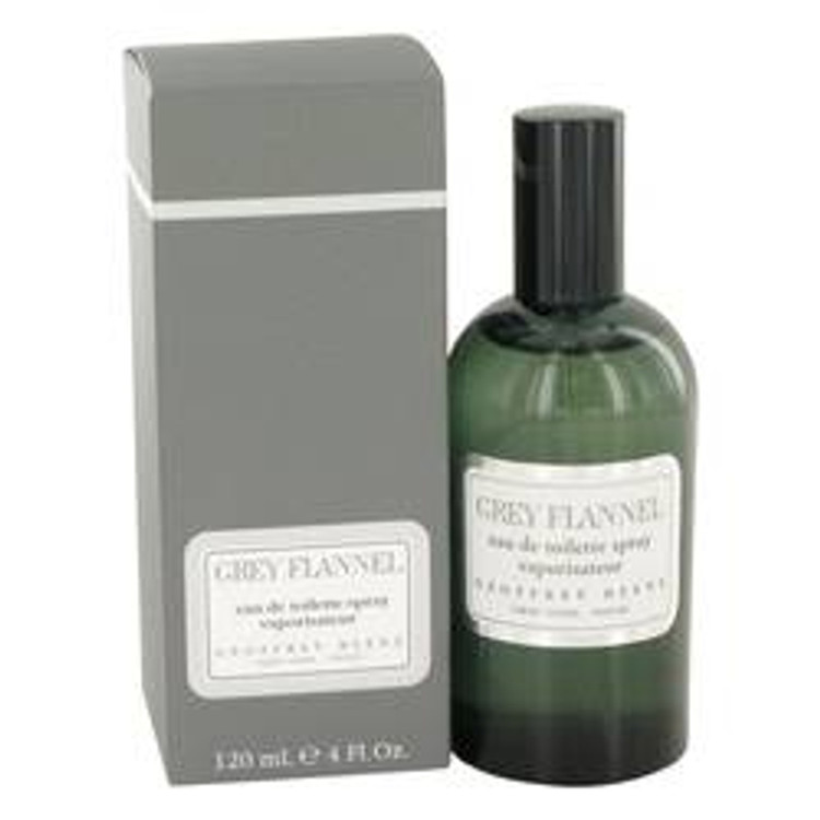 Grey Flannel by Geoffrey Beene For Men Edt Spray 4.0oz
