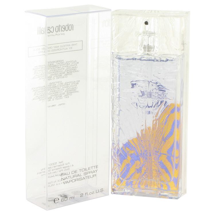 Just Cavalli Fragrance for Men by Roberto Cavalli 2.0oz Edt Spray