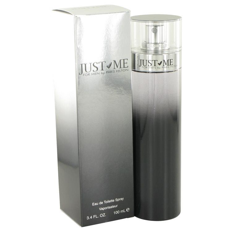 Just Me Fragrance for Men 3.4oz Edt Spray by Paris Hillton