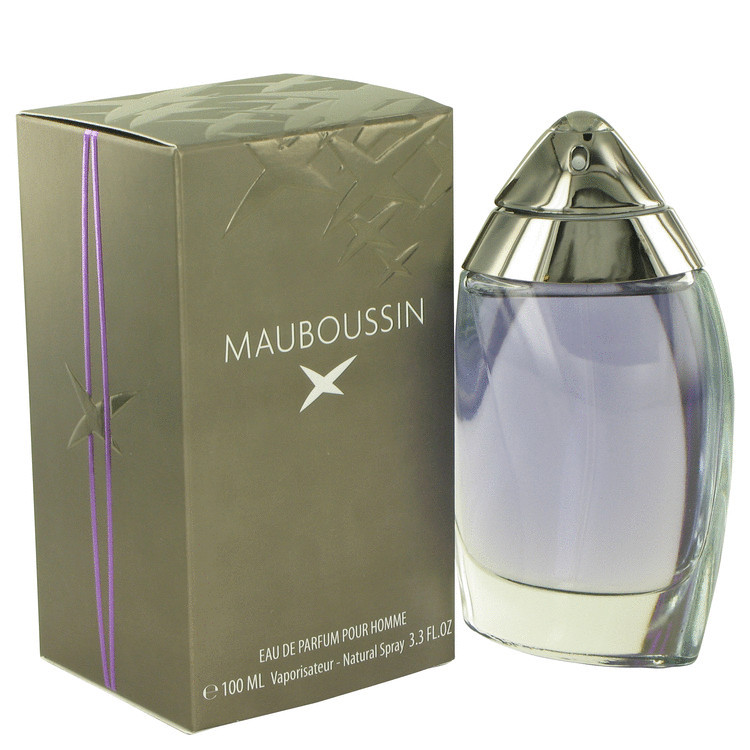 Mauboussin Cologne for Men 3.4oz Edp Spray