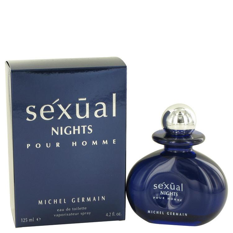 Sexual Night Edt Spray 4.2oz