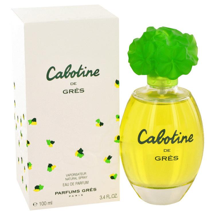 Cabotine Fragrance By Gres Edp Spray 3.4 oz