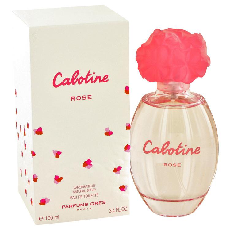 Cabotine Rose By Gres Edt Spray 3.3 oz