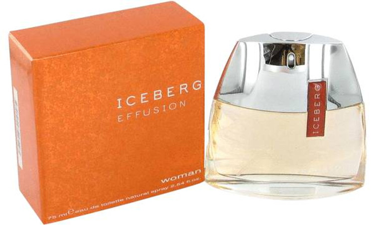 Iceberg Effusion Perfume by Iceberg  Edt Sp 2.5 oz