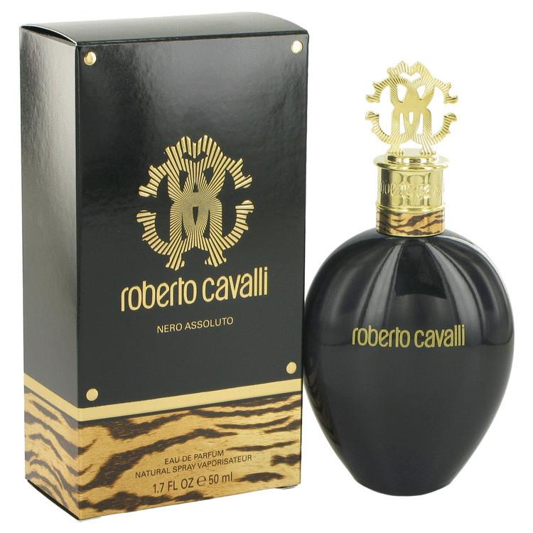 Nero Assoluto by Roberto Cavalli Women EDP Spray 1.7 oz