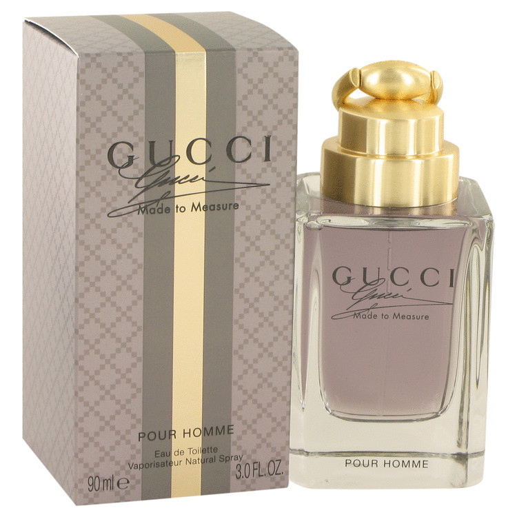 GUCCI MADE TO MEASURE FOR MEN EDT SPRAY 3 oz
