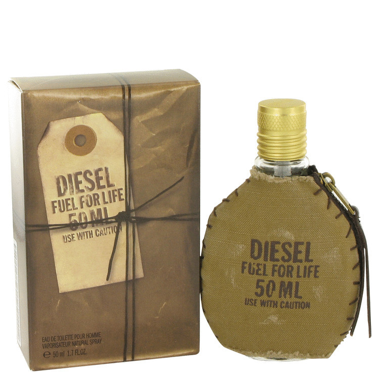 DIESEL FUEL forLIFE SPIRT for Men by Diesel 1.7oz EDT Spray