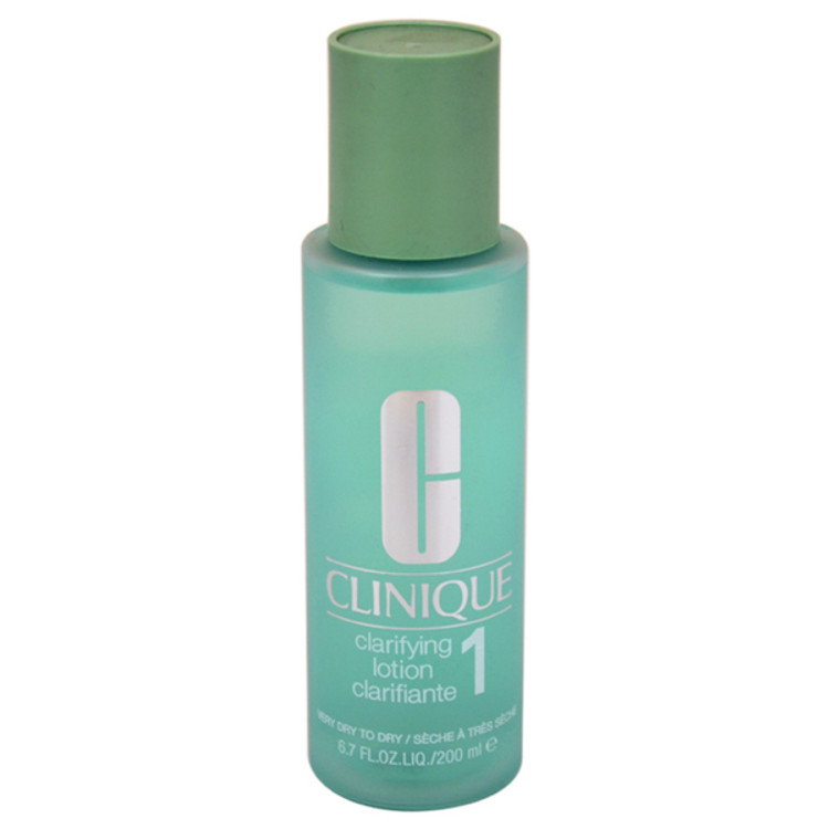 Clinique Clarifying Lotion 1 Dry Skin Lotion 6.7 oz