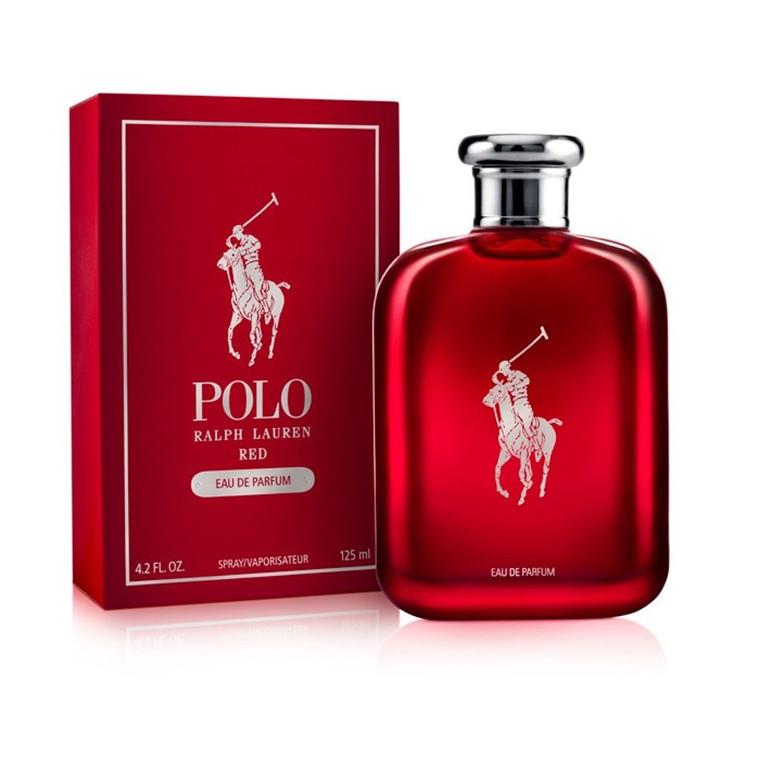 Ralph Lauren Polo Red Eau De Parfum Spray - 4.2 oz