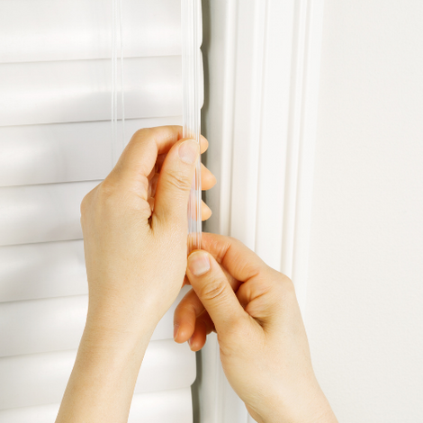 How to Replace Blind Tilt Mechanism