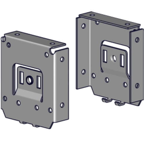 "Skyline 4"" square fascia bracket (3.75"" max roll size)"