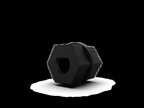 Rollease Shaft Adapter Cord Lift - D Shaft.