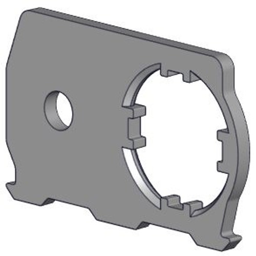 Rollease Cord Lift Motor Adapter for Springs Headrail.