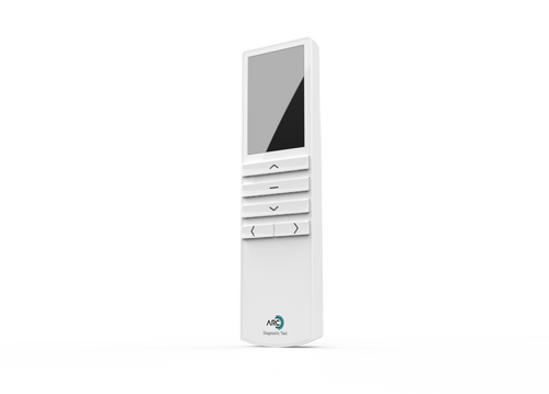 Rollease Diagnostic Tool Arc Platform.
