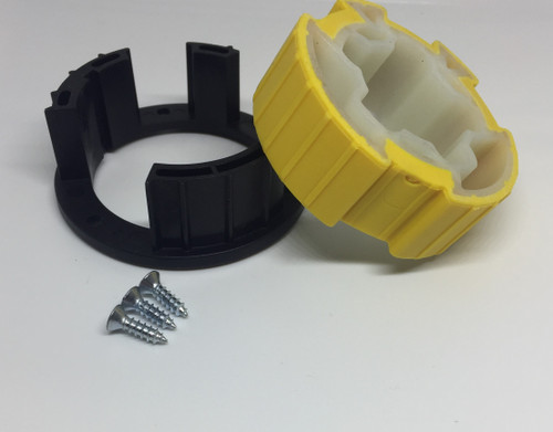 Crown and drive for use with Somfy 500 Series motors.