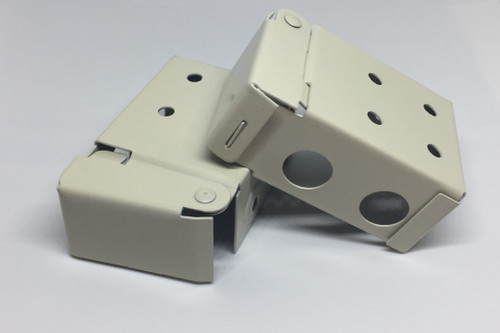 "2"" Low profile box brackets - Levolor Hunter Douglas"