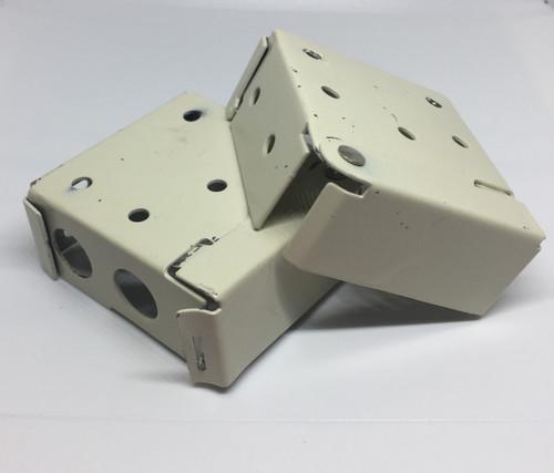 "2"" Blind box brackets fits high profile headrail"