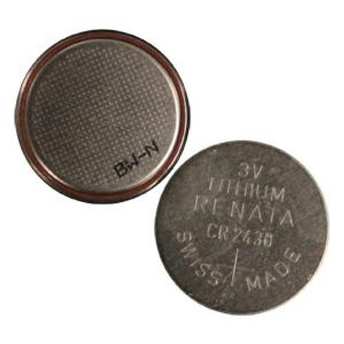 Battery 3V Lithium CR2430