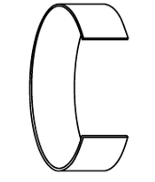 40mm Fabric/Cord Clip