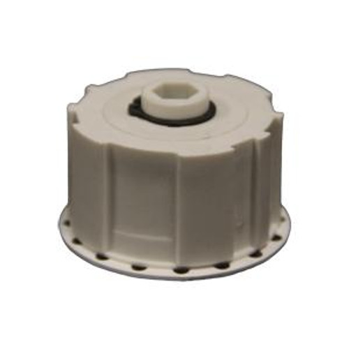 Sonesse™ 50 intermediate Female idler end plug for 56mm Acmeda tube.