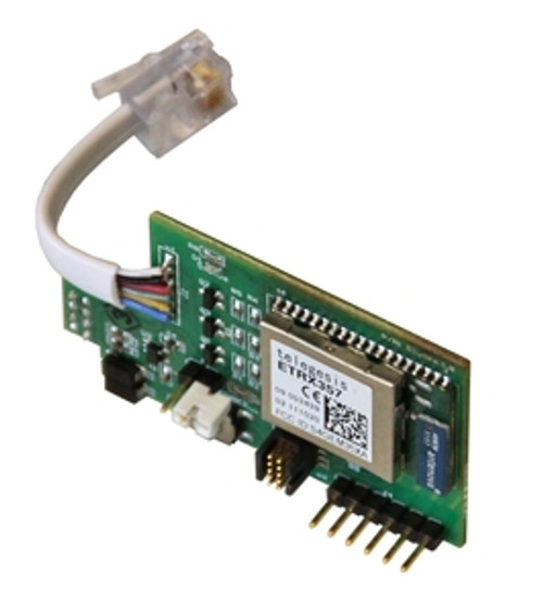 The Glydea™ ZigBee® Plug-In Module provides embedded ZigBee® control of Somfy's line of Glydea drapery motors for integration with third party automation systems.