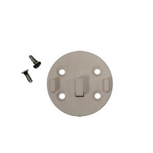 ST30 Louvolite System 40 motor bracket adapter plate & screws