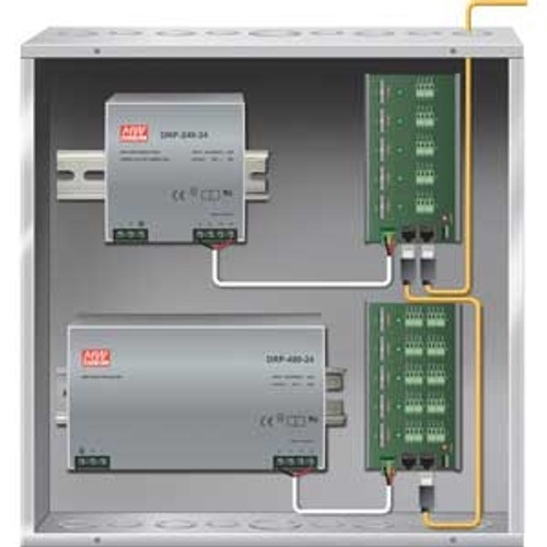 Power/Control Distribution Enclosure Kit - 15 Motors