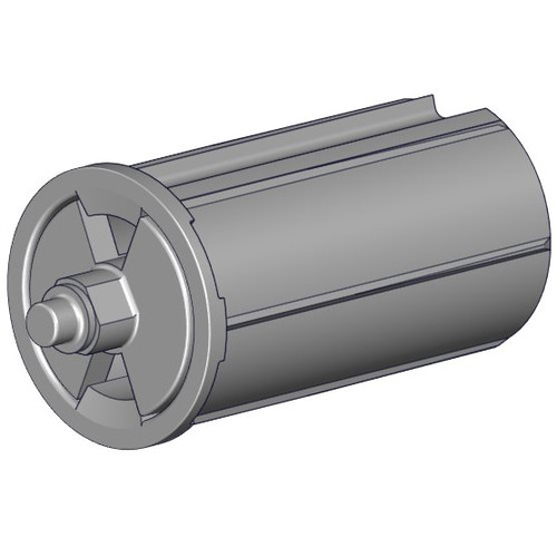 """Rollease Heavy duty Skyline pin end (1.5""""). Secures idle end of roller shade tubes to allow the shade to be secured and installed correctly."""