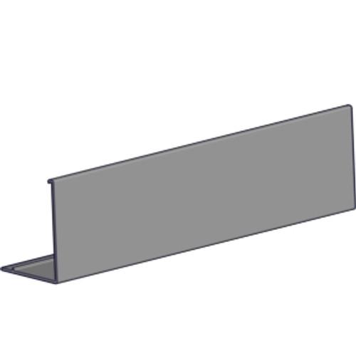 """R-Series 3"""" square fascia - anodized."""