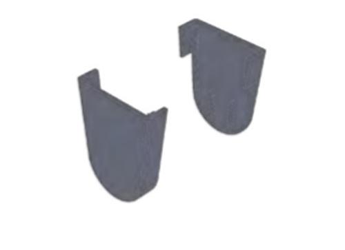 "Rollease R3-R8 bracket cover set (2.0"")"
