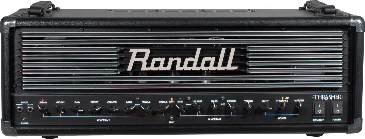 Randall THRASHER Front