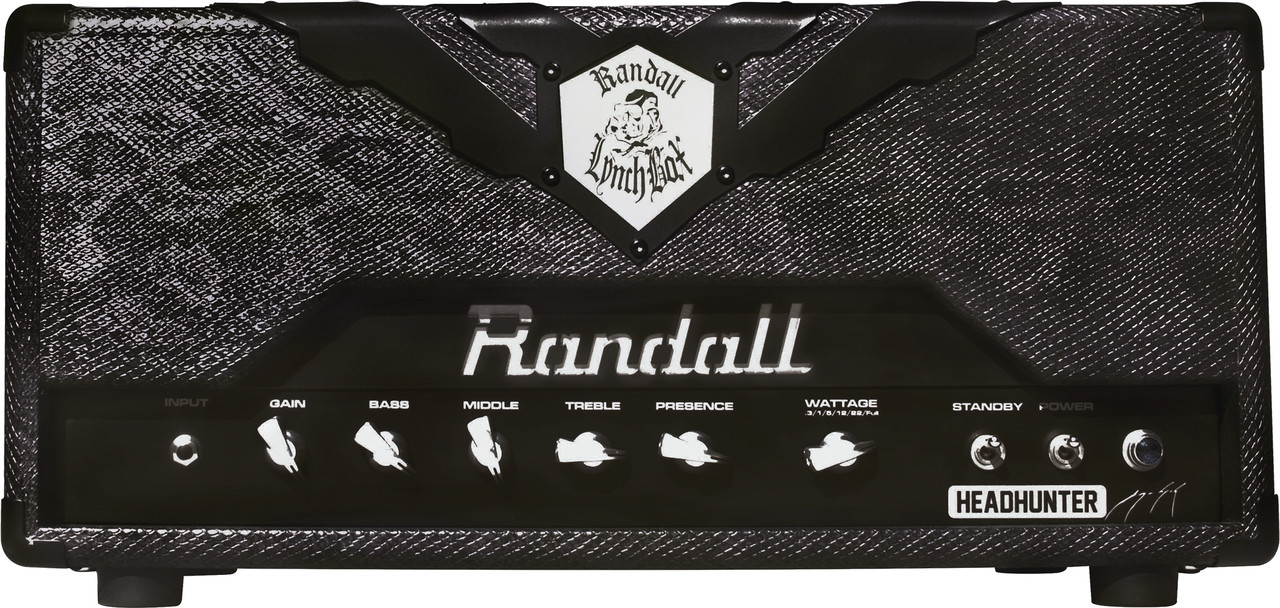 Randall HEADHUNTER50 Front