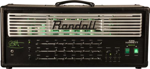 Randall KH103 Amplifier Head Front