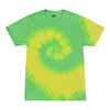 Fluorescent Yellow & Lime