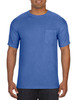 Adult Garment Dyed T-Shirts with Pockets