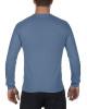 Adult Garment Dyed Long Sleeve Pocket T-Shirts