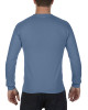 Adult Garment Dyed Long Sleeve Pocket T-Shirts