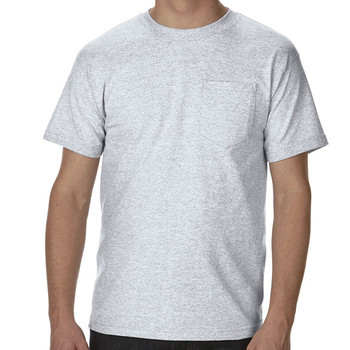 Alstyle Adult Pocket T-Shirts