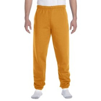 Adult Open Bottom Sweatpants