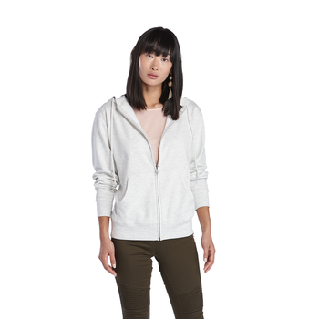 Delta Adult French Terry Zipper Hood