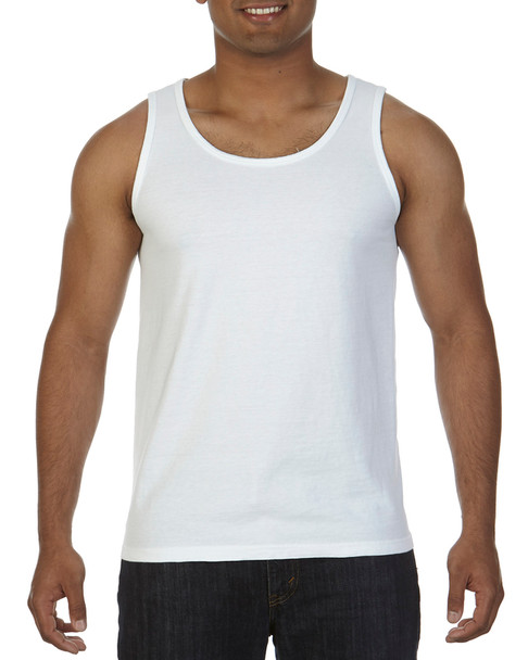 Adult Garment Dyed Tank Tops