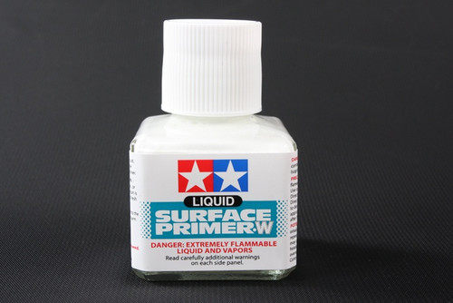 Tamiya Liquid Surface Primer 40ml - White