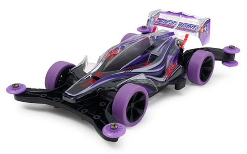 Aero Avante Violet Special (Clear Body) (AR Chassis)
