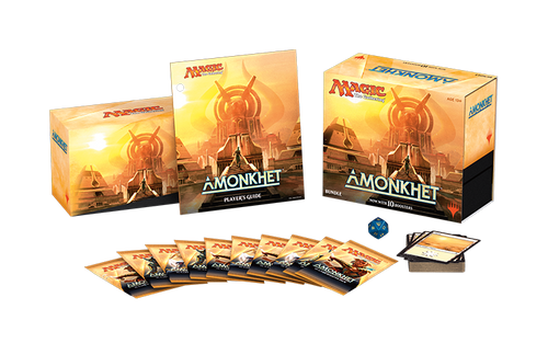 Amonketh - Bundle