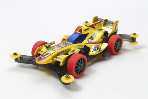 JR Shadow Shark Yellow Special - AR Chassis