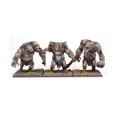 Kings of War - Undead Zombie Trolls