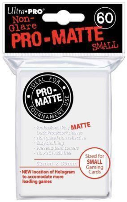 Ultra Pro YuGiOh Size Matte Sleeves (60CT)