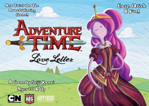 Adventure Time Love Letter (Boxed Edition)